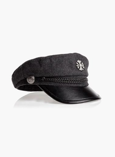 Twist Şapka Gri